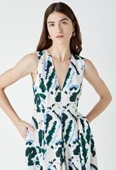Henslowe Printed Dress