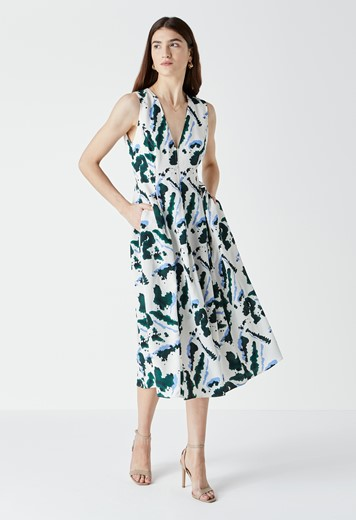 Henslowe Printed Dress