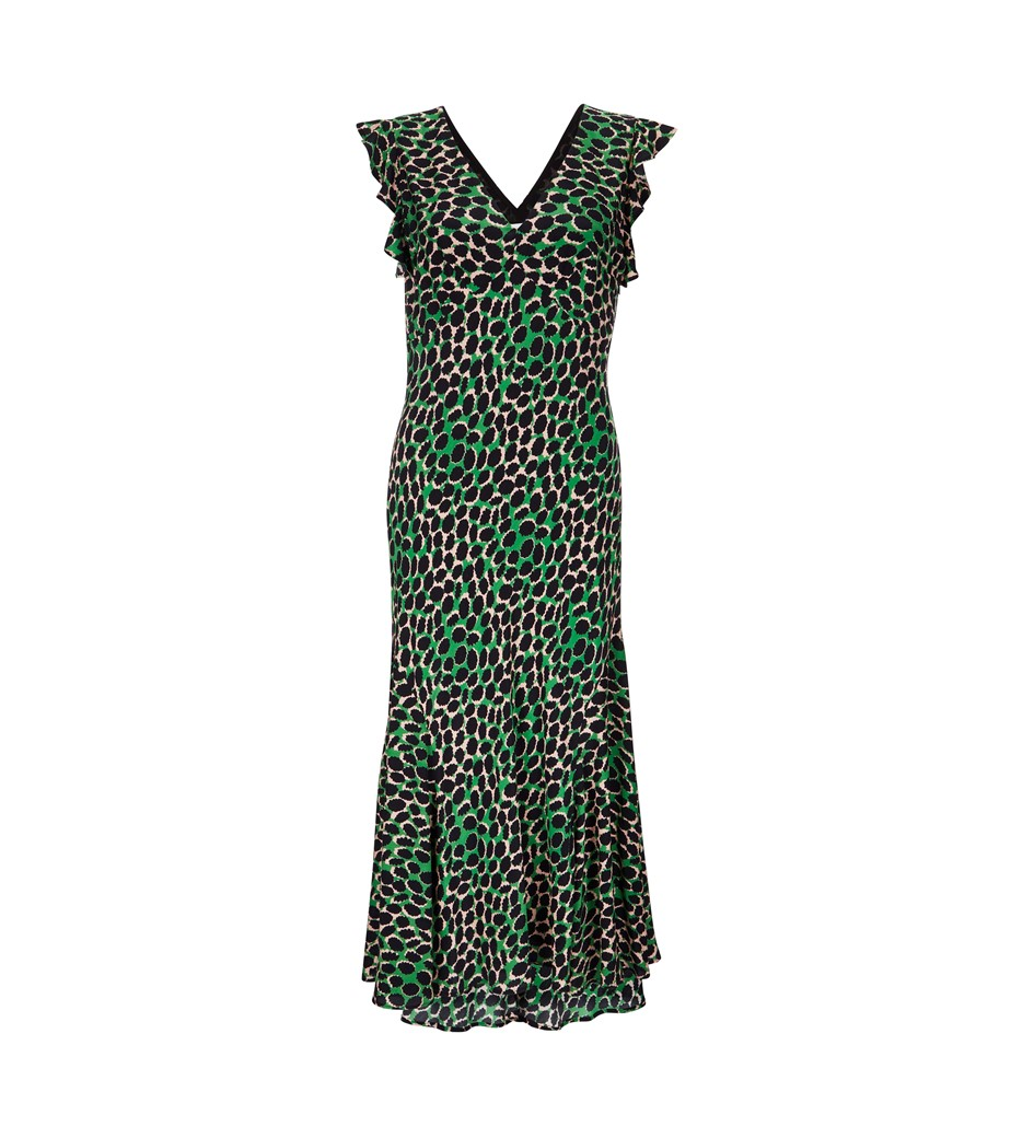 Messina Print Dress