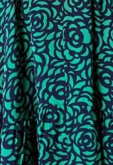Clovelly Printed Dress
