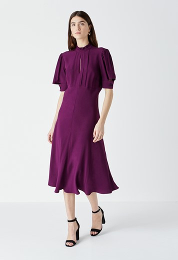 Beaumont Purple Dress