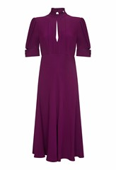 Beaumont Purple Dress
