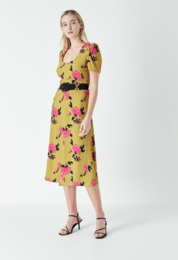 Cordelia Printed Dress