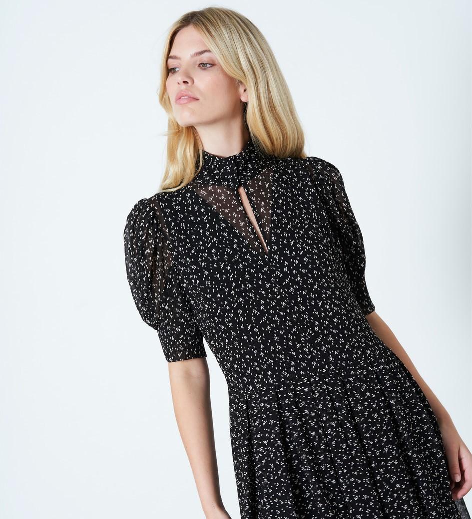 Spencer Georgette Dress