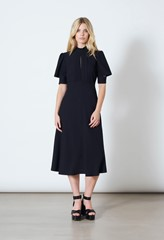 Beaumont Navy Dress