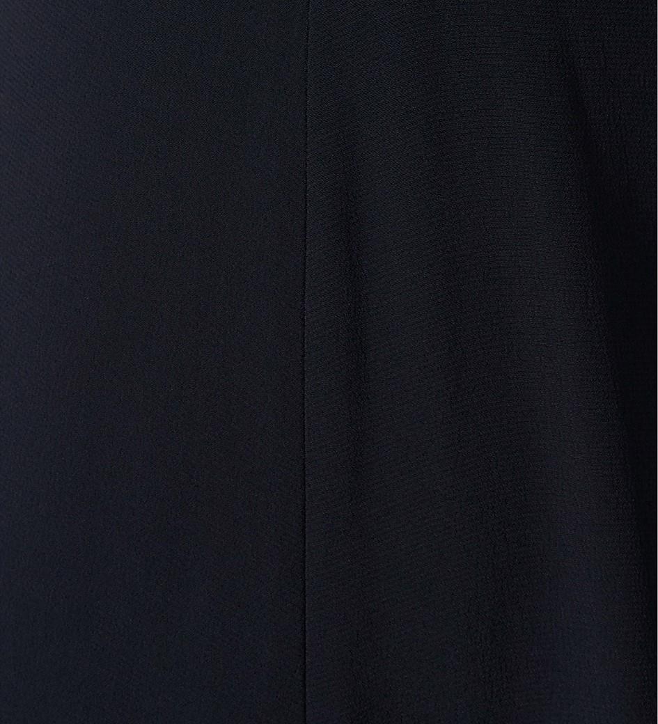 Gracie Black and Navy Dress