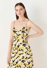 Abbey Printed Cami Dress