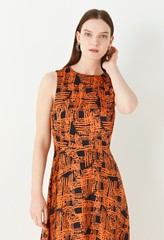 Ashley Printed Dress