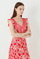Messina Printed Dress