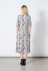 Libby Printed Shift Dress