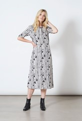 Libby Printed Shift Dress