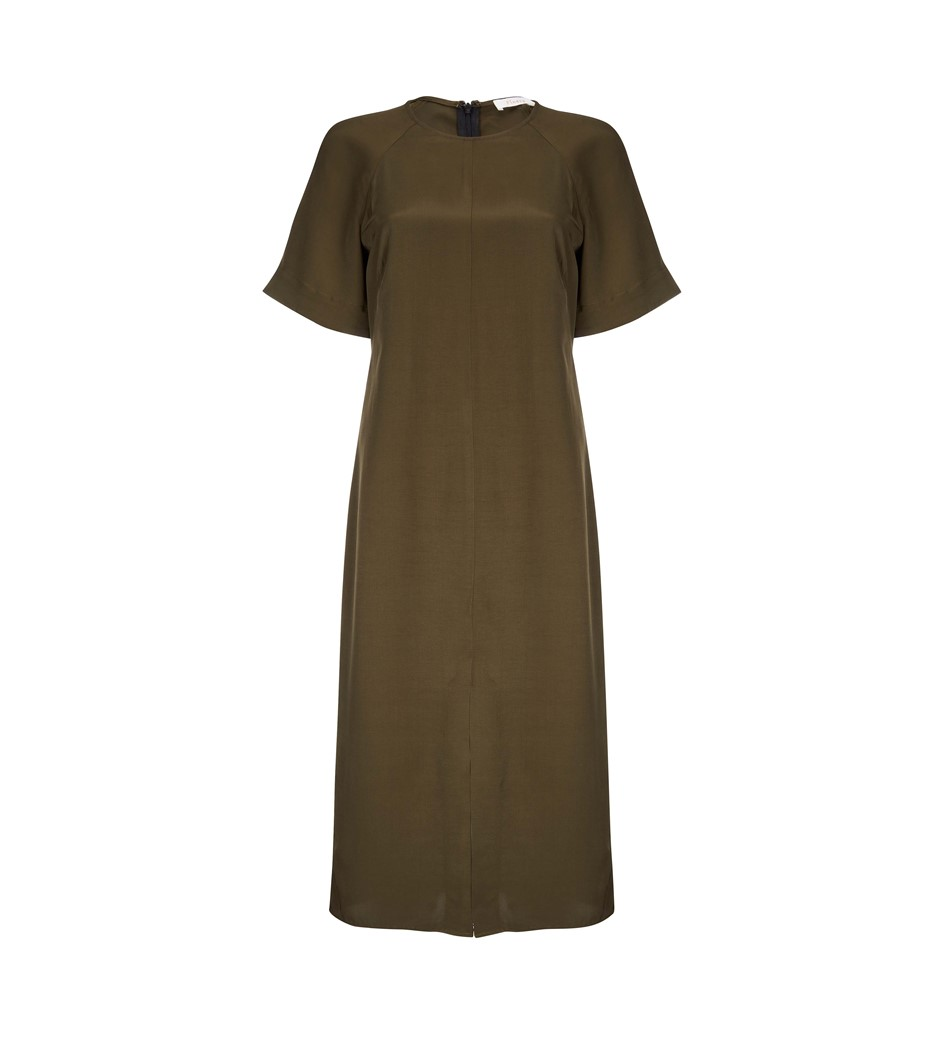 Brynlee Khaki Dress