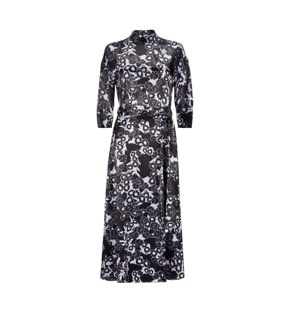 Lyndon Printed Midi Dress