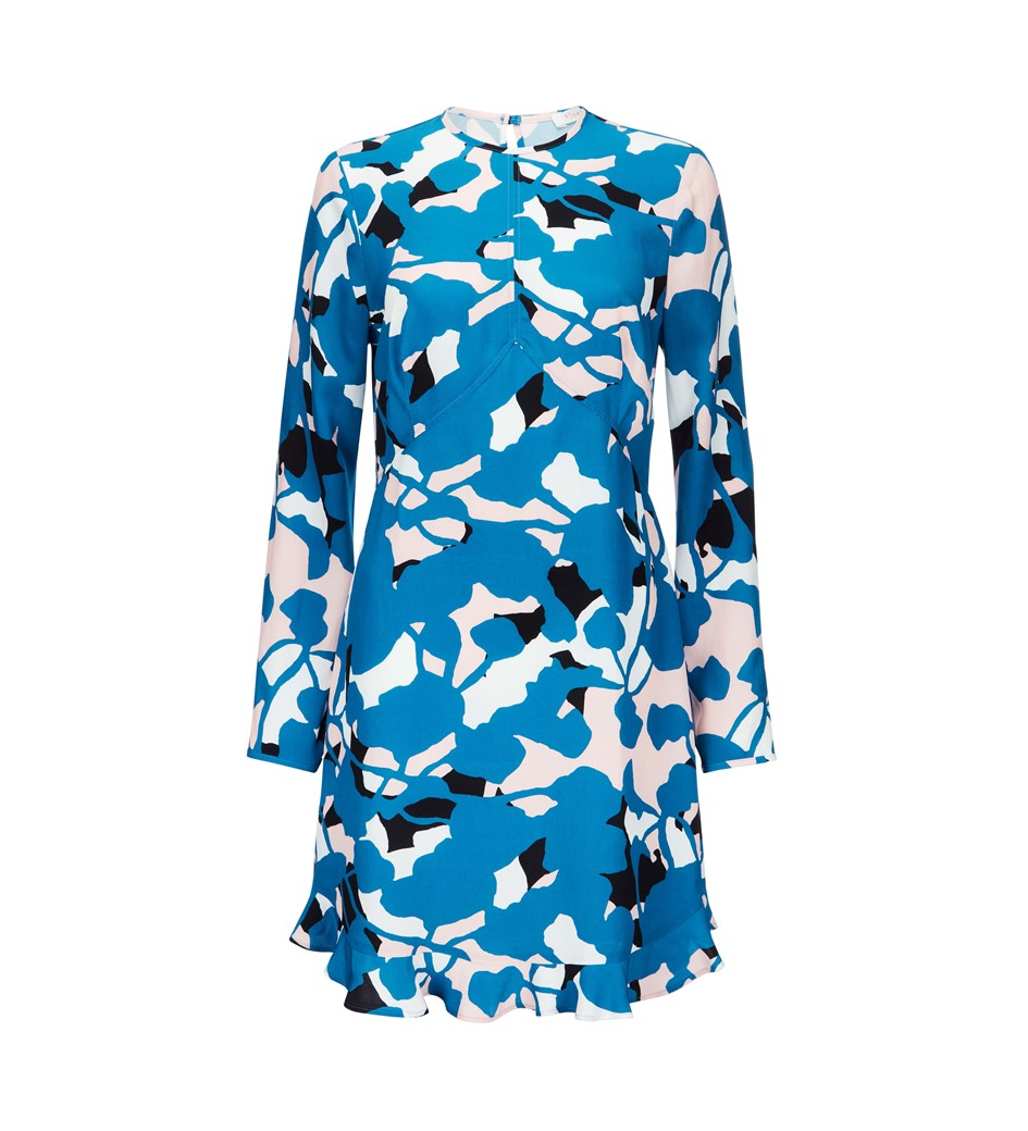 Finchley Printed Mini Dress