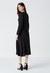 Tilson Jacquard Wrap Dress