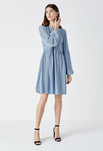 Castille Printed Dress