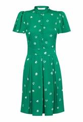 Cheniston Printed Dress