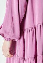 Leighton Purple Dress