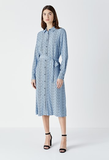 Cherbury Printed Shirt Dress