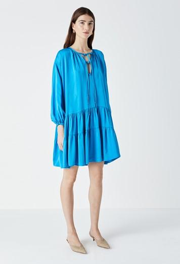 Leighton Blue Dress