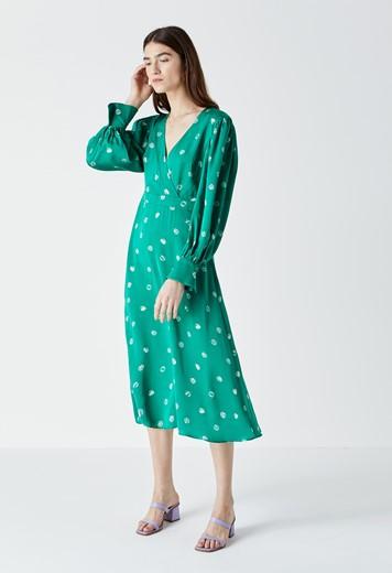 Shiloh Printed Dress