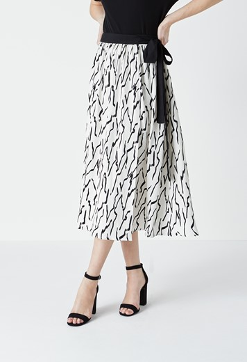 Lucia Printed Skirt