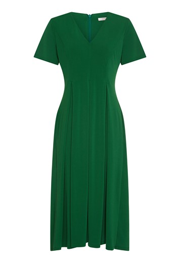 Jovanni Green Dress