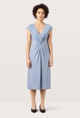 Caledonian Tweist Front Dress