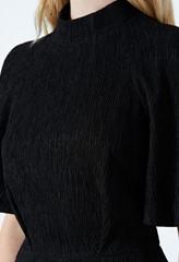 Jemimah Crinkle Texture Jumpsuit