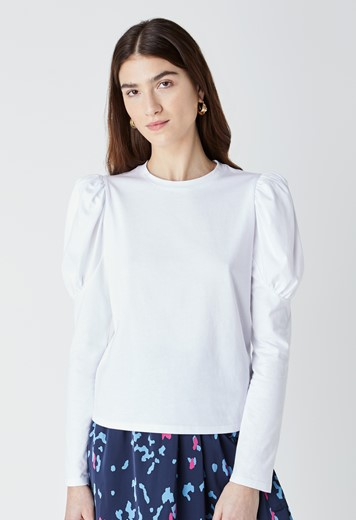 Hallie Puff Sleeve T-Shirt