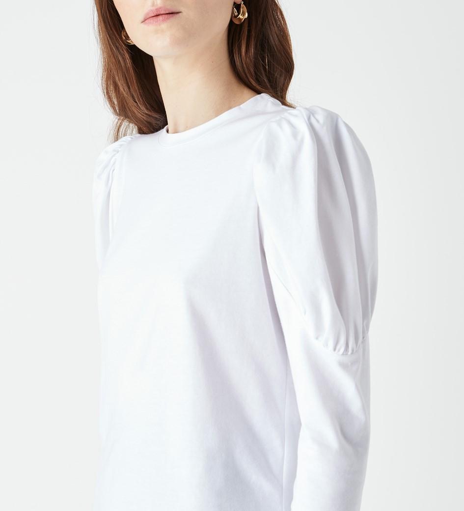 Hallie Puff Sleeve T-Shirt