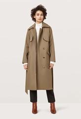 Maple Trench Coat