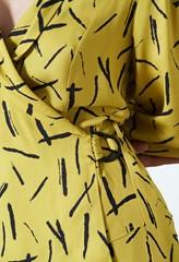 Imogen Long Sleeve Wrap Top