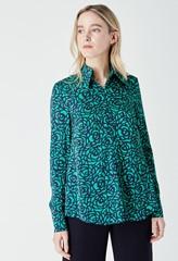 Sulina Printed Blouse
