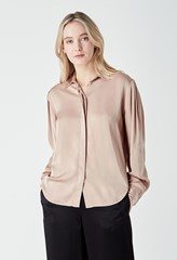 Leon Taupe Shirt