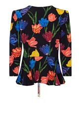 Kenny Printed Blouse