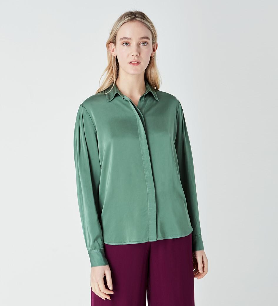 Leon Green Shirt