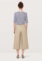 Pascal Stone Linen Culottes