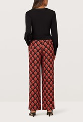 Abelia Tapestry Tile Trousers
