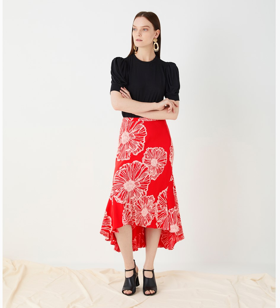 Mardale Printed Skirt