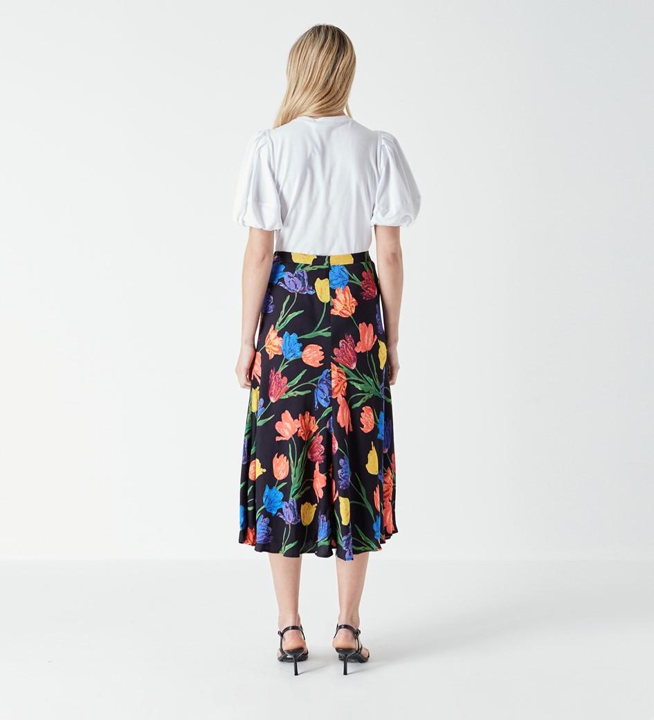 Ayla Printed Skirt