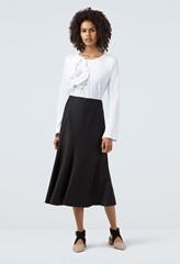 Baroda Panelled Skirt