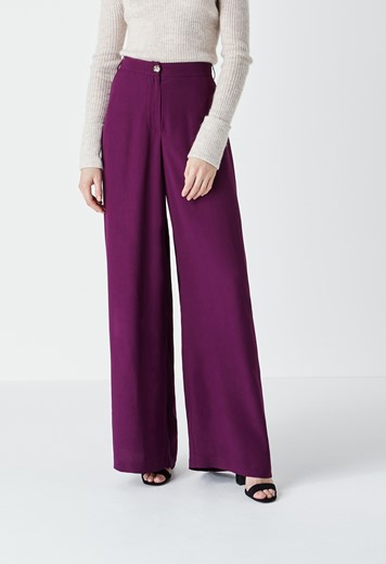 Kaden Wide Leg Trousers