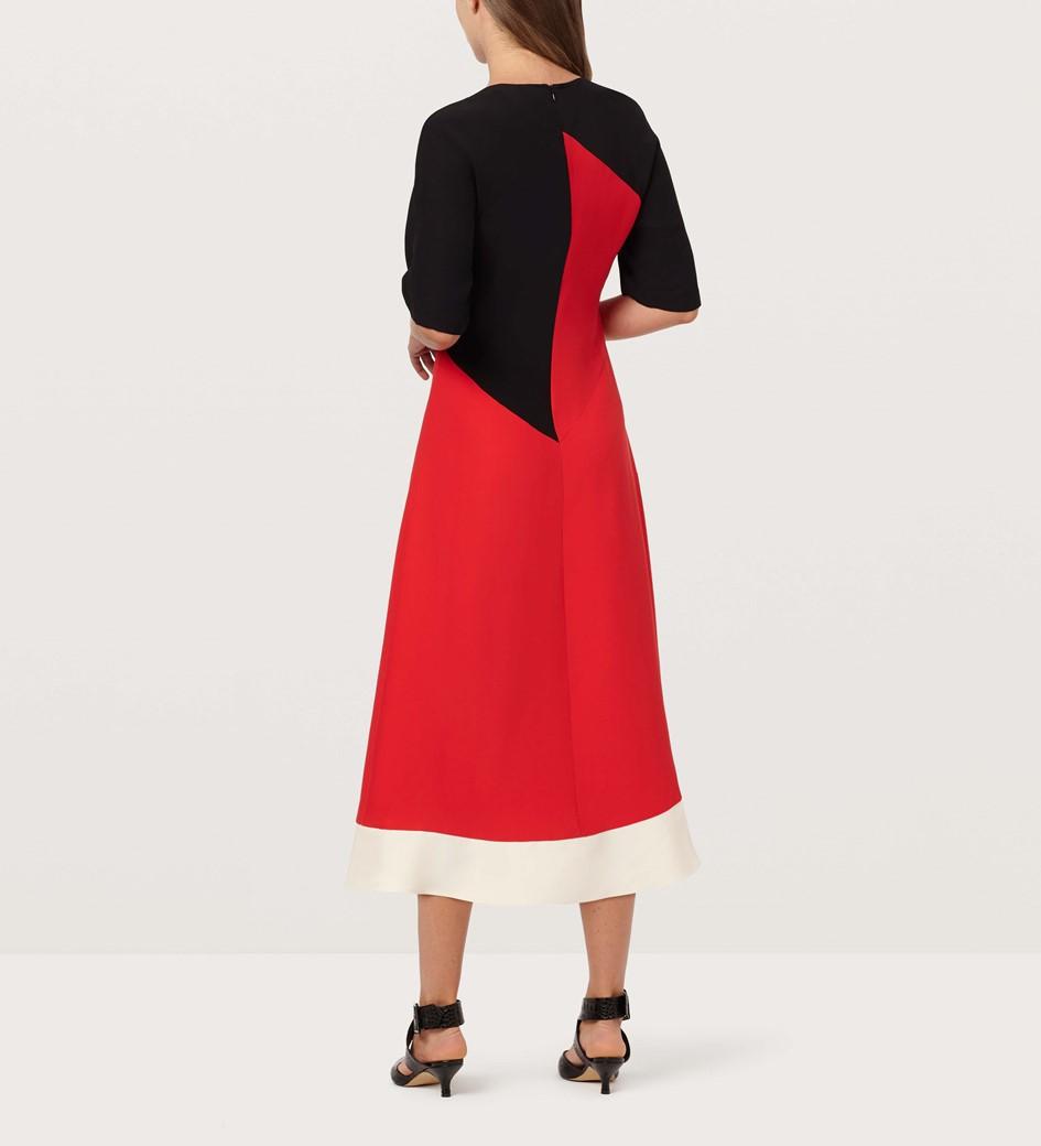 Astrid Colour-Block Dress