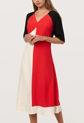 Astrid Colour-Block Dress