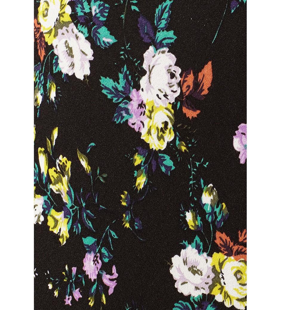 Romy Multi Floral Tea Dress