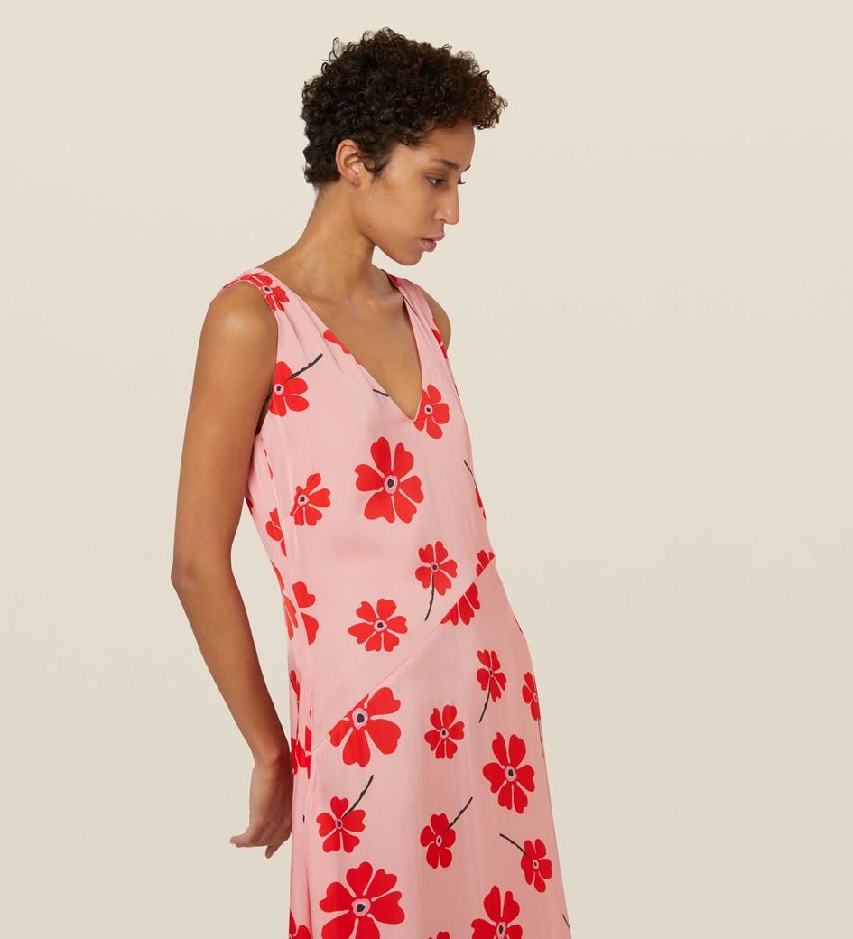 Katrina Floral Maxi Dress