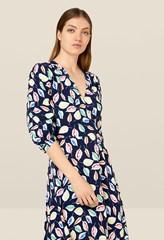 Laura Printed Dress