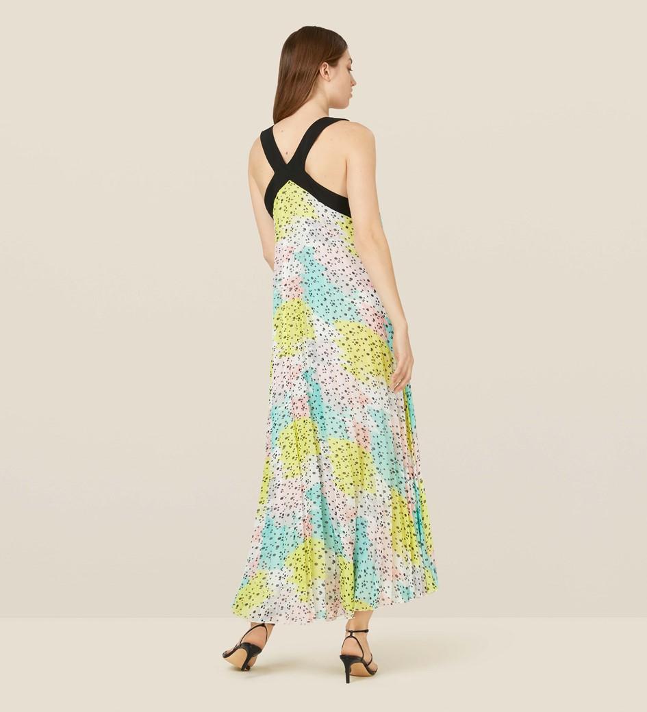 Dakota Pleated Dress
