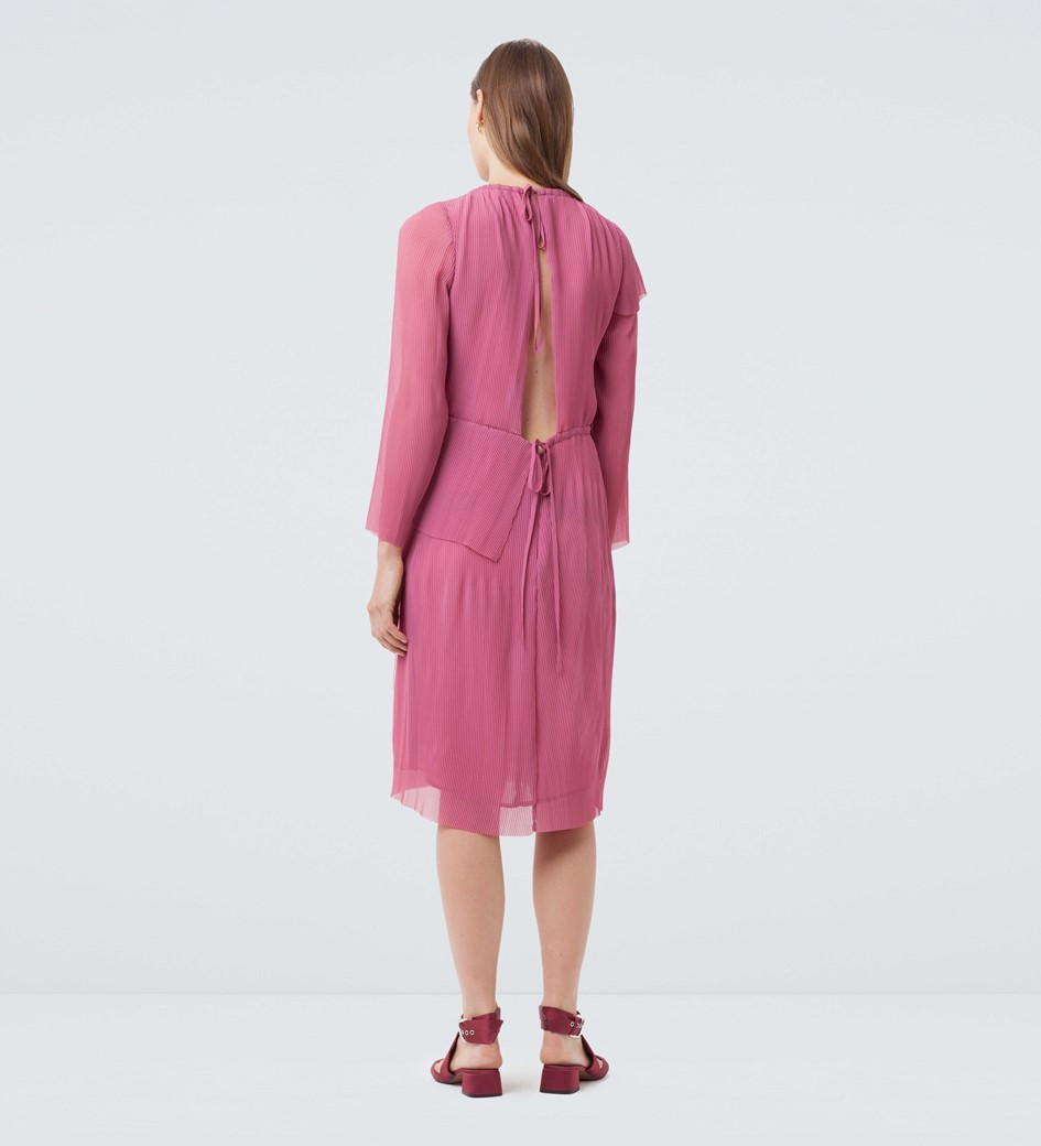 Balstone Pleated Dress